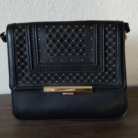 Aldo Handbags - Black and Gold  purse